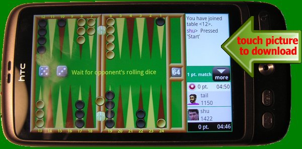 Free mobile downloads: android games