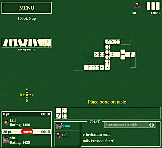 dominoes html5 game, playdominoes, dominoesonline