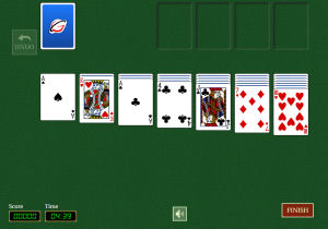 solitaire html5 game, playsolitaire, solitaireonline