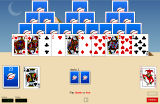 play tri peaks solitaire online